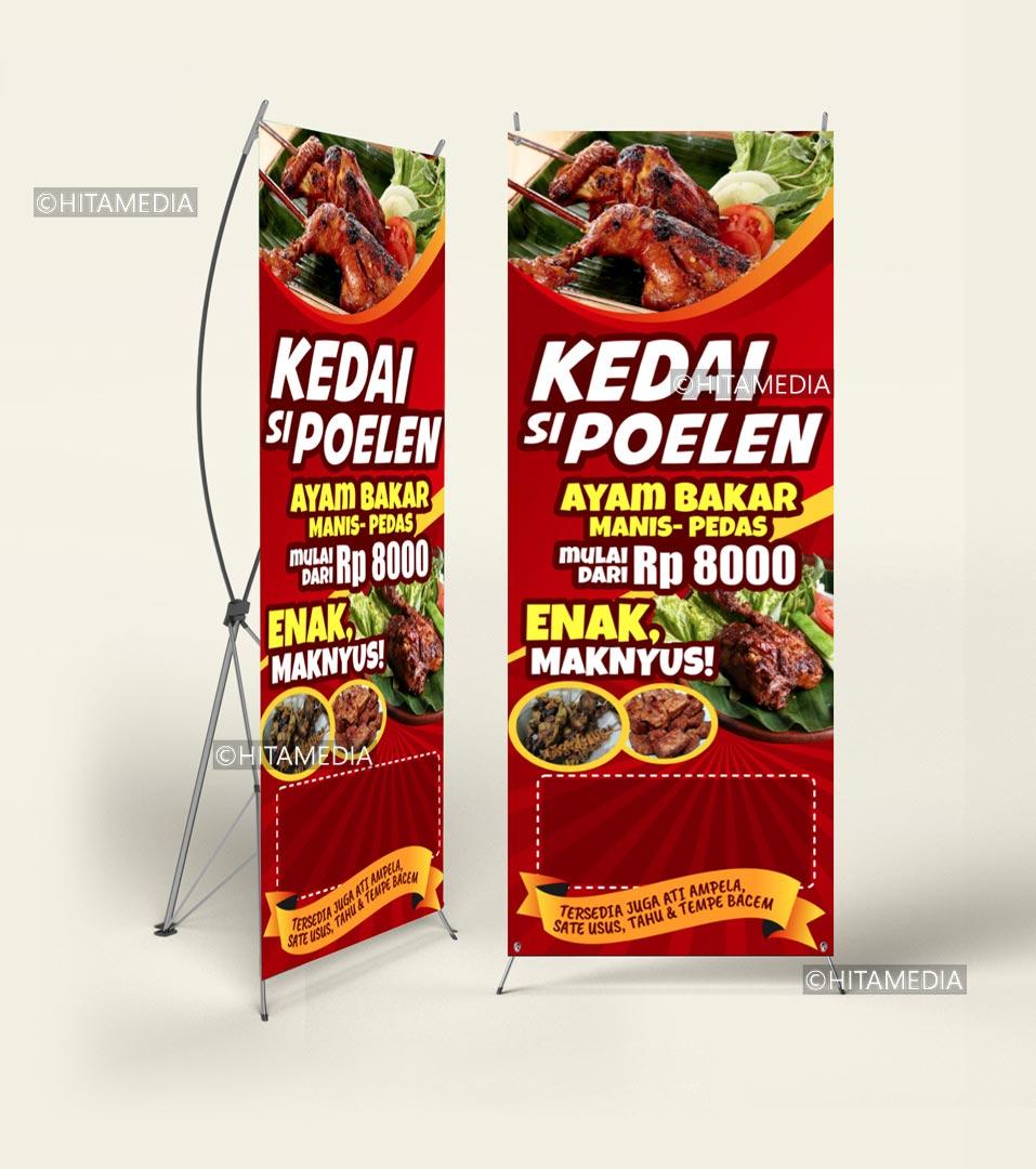 portofolio Biaya Desain Banner