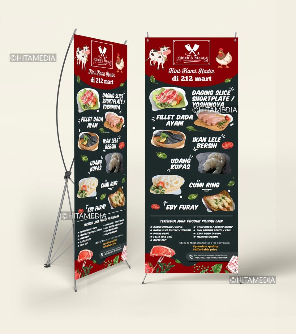 portofolio Harga Bikin Banner Ulang Tahun