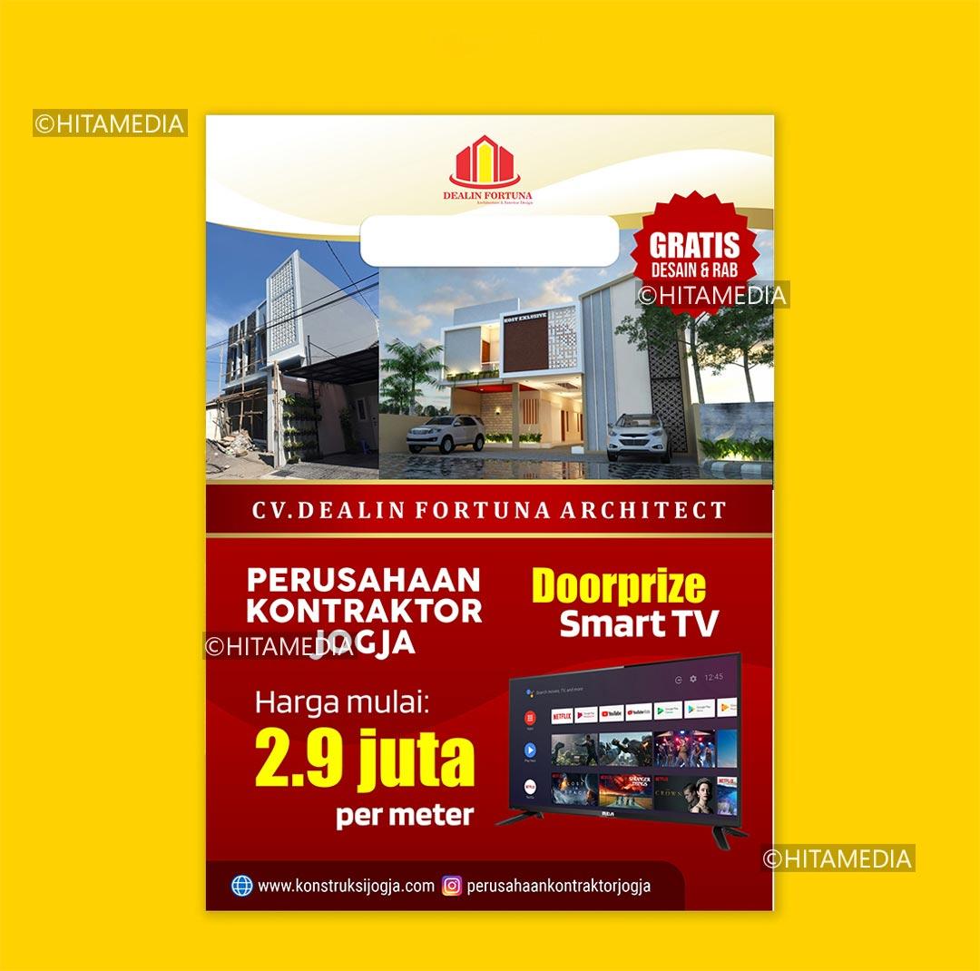 portofolio Jasa Cetak Brosur Murah Jakarta