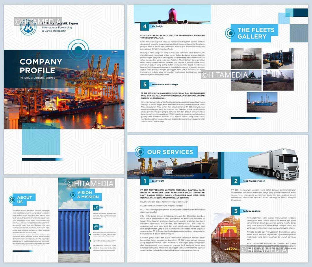 portofolio Jasa Pembuatan Company Profile Semarang