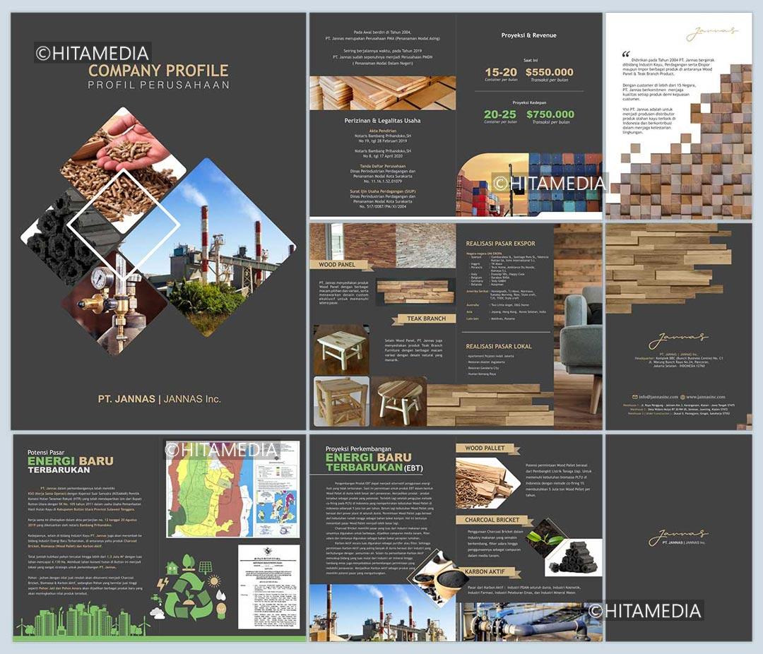 portofolio Jasa Pembuatan Company Profile Di Semarang