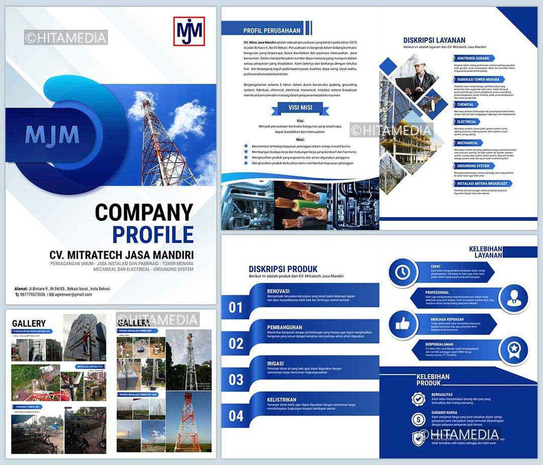 portofolio Harga Foto Company Profile
