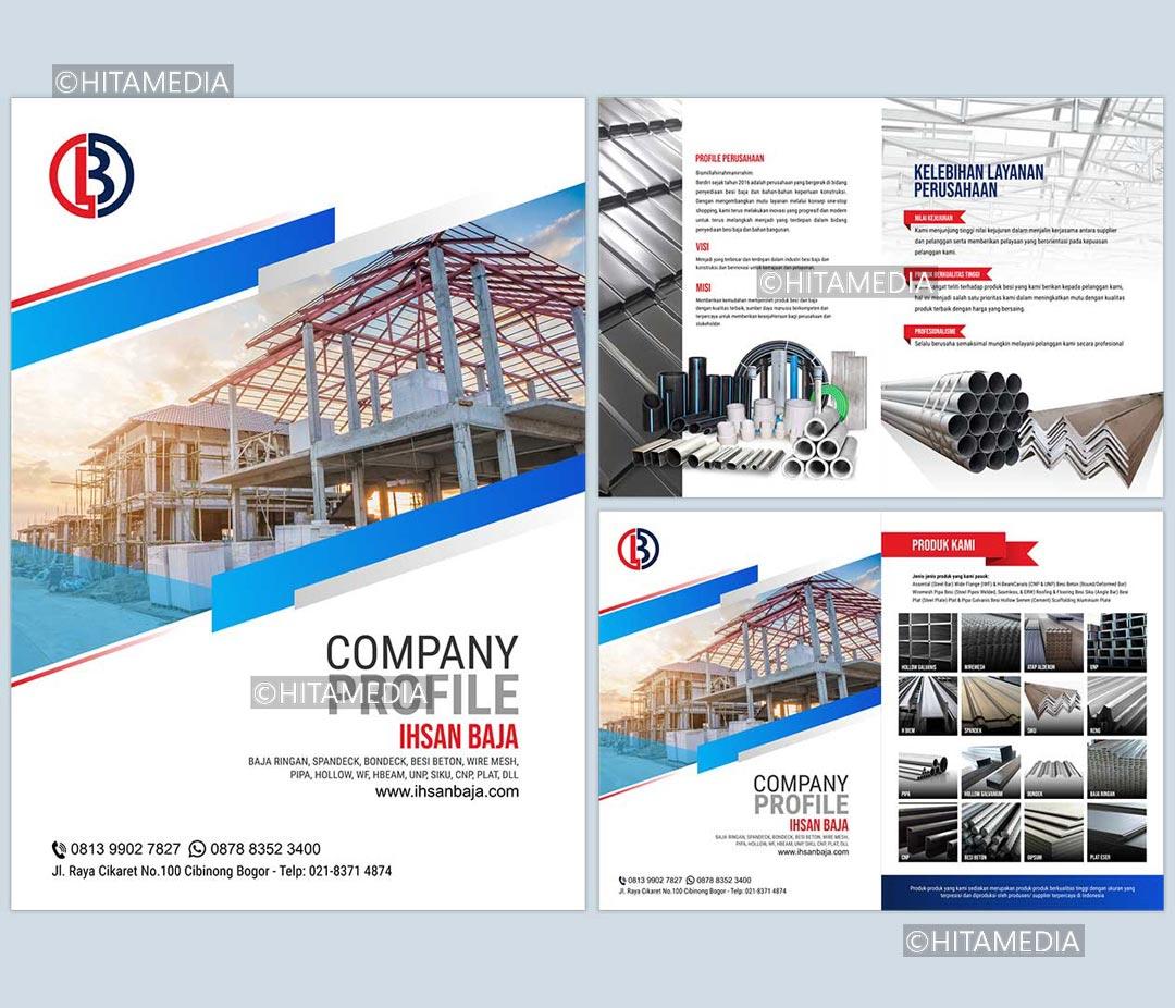 portofolio Cetak Company Profile Jakarta