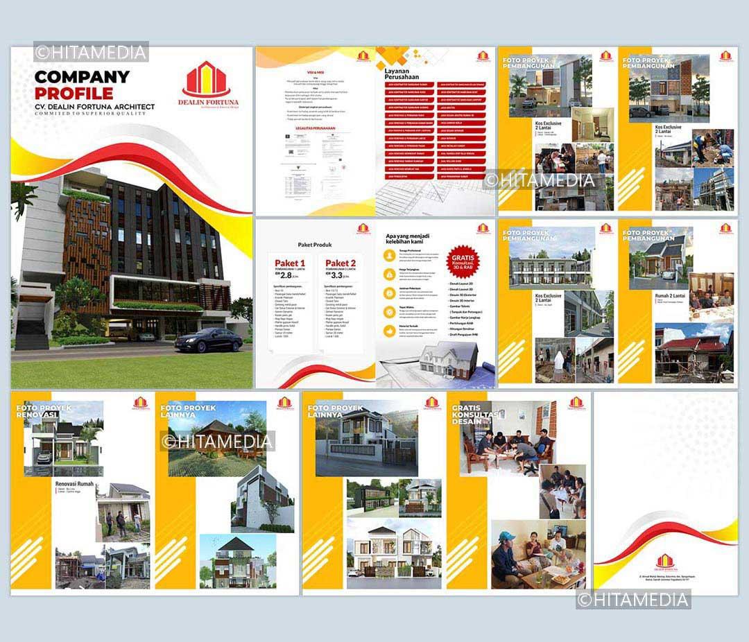 portofolio Jasa Company Profile Semarang