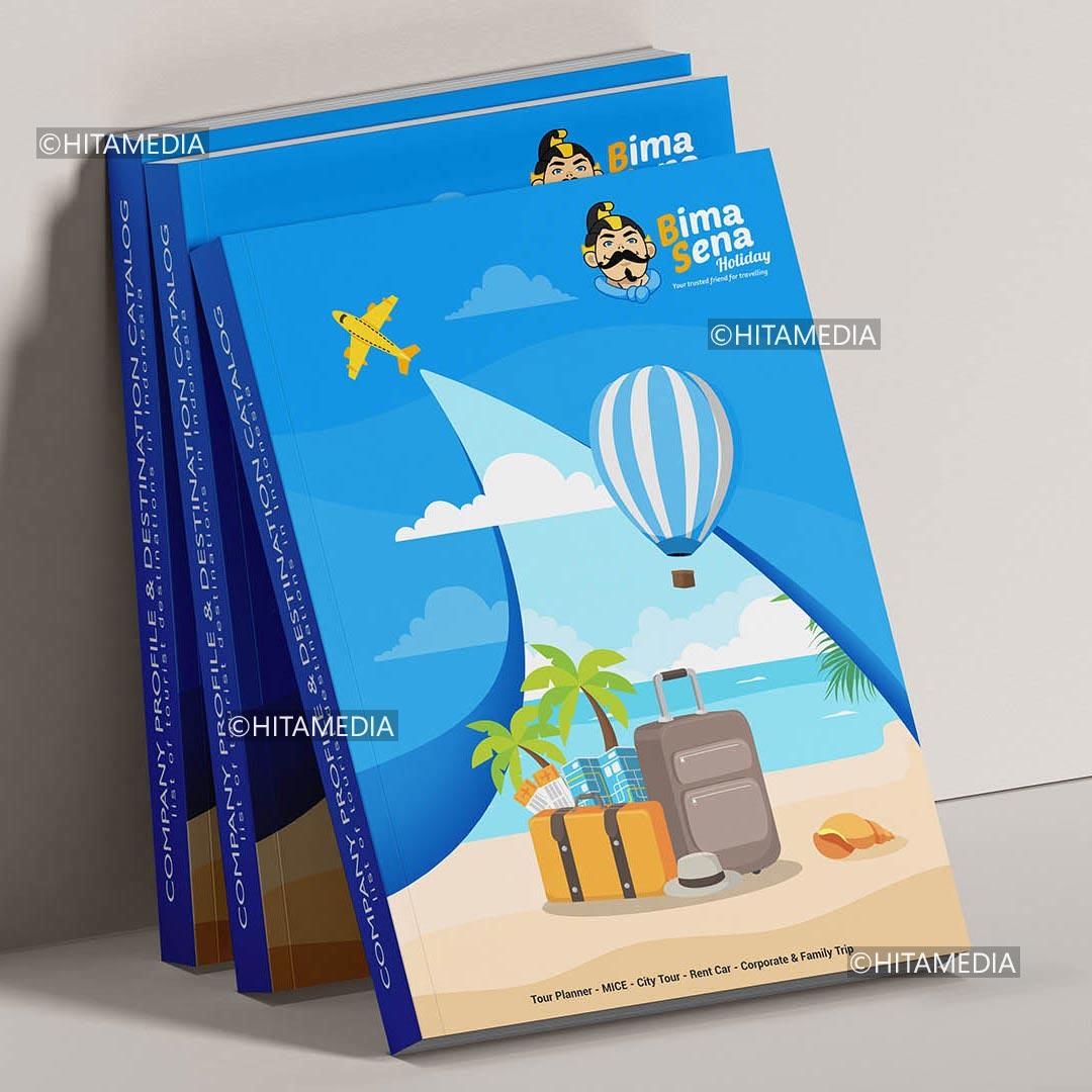 portofolio Tempat Cetak Cover Buku