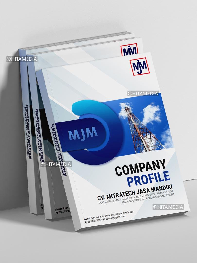 portofolio Buat Desain Cover Buku