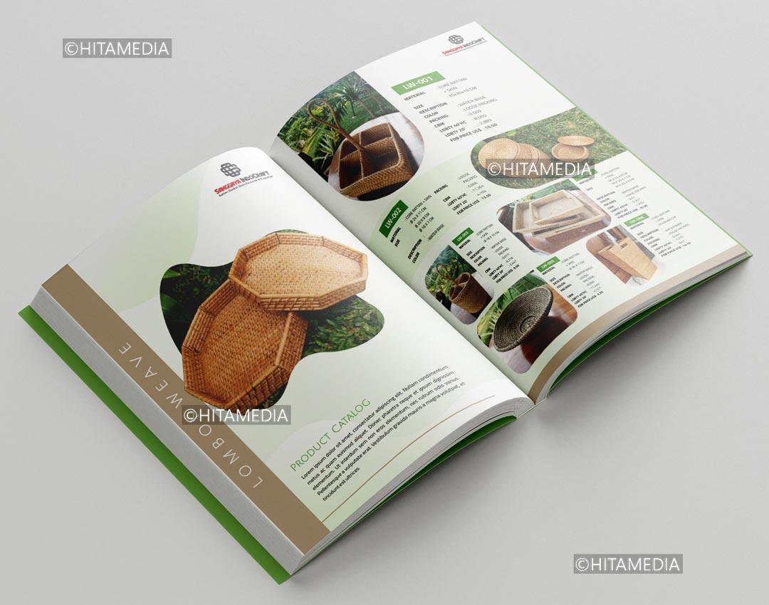 portofolio Harga Membuat Katalog Produk