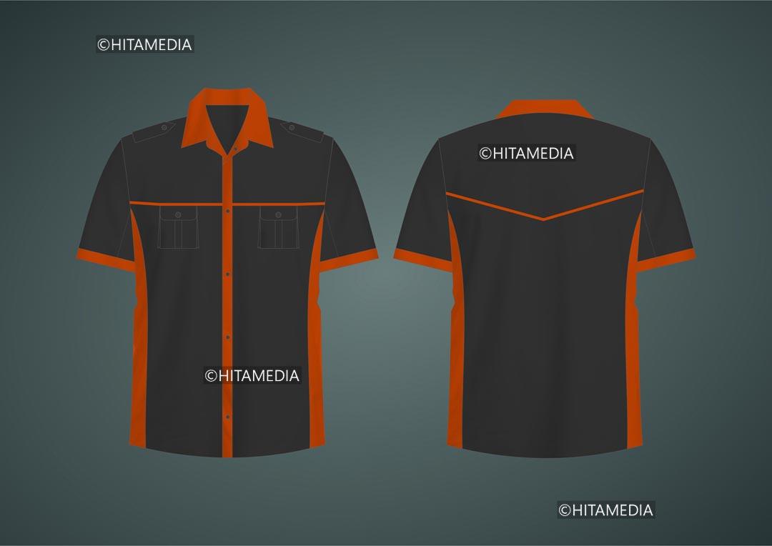 portofolio Konveksi Baju Wearpack Padang