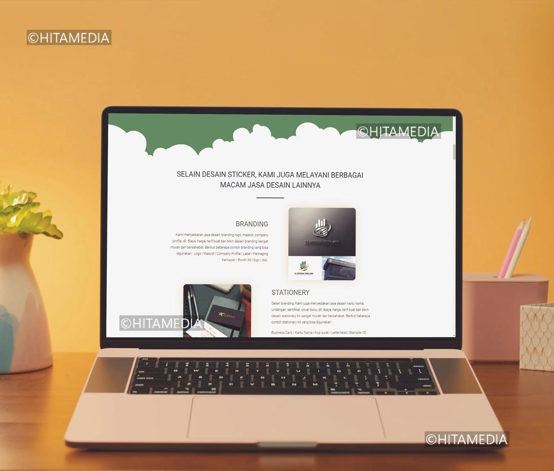 portofolio Harga Pembuatan Website