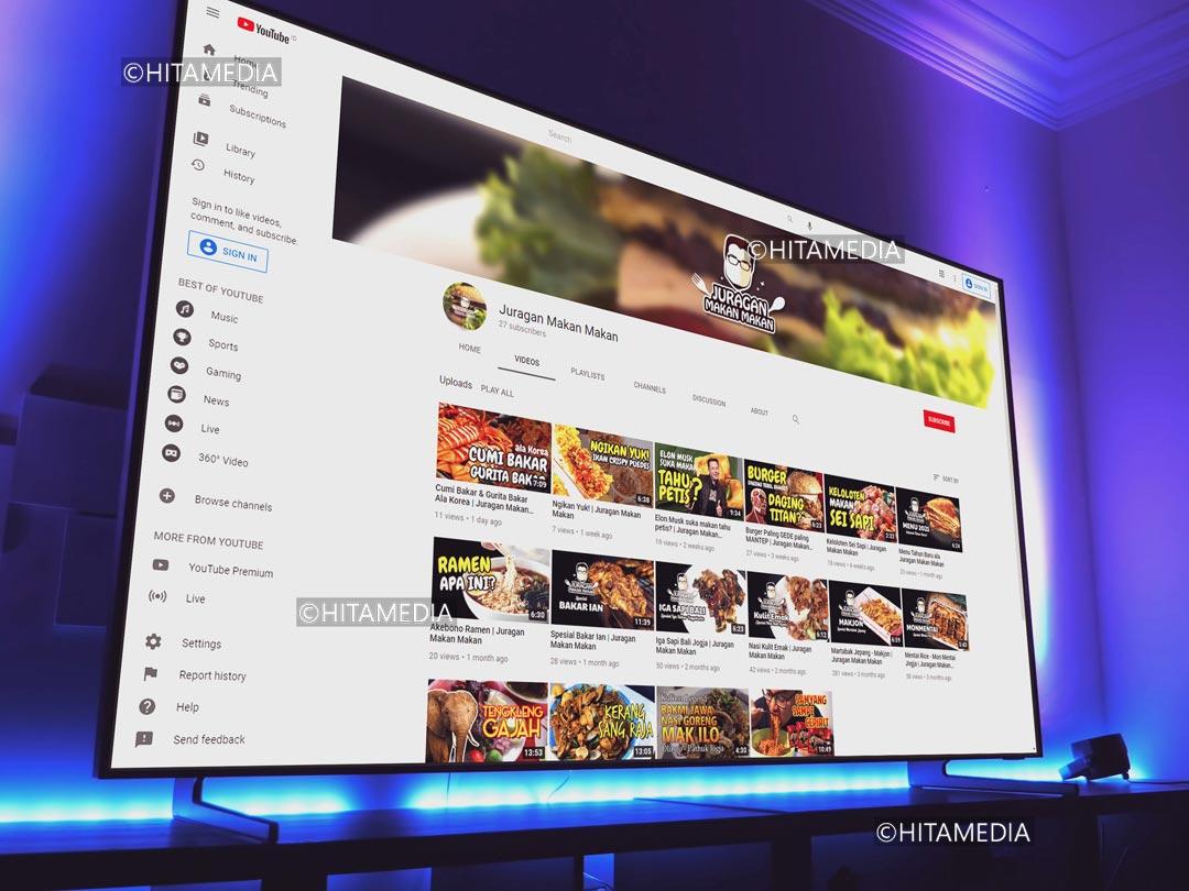 portofolio Jasa Pembuatan Intro Video Youtube